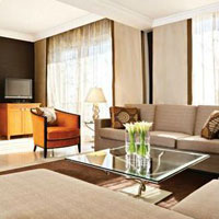 Dubai business hotels and apartments, Fairmont suite