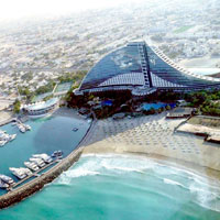 Dubai family-friendly resorts, Jumeirah Beach Hotel