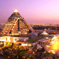 Best Dubai business hotels, Raffles