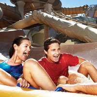 Wild Wadi Dubai, water theme park, Dubail child-friendly guide for stopovers