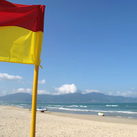 Vietnam resorts, China Beach at Furama Danang