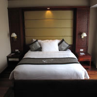 Hanoi boutique hotels, Conifer suite