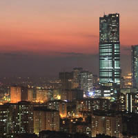 Hanoi business hotels, skyline moves up with InterContinental Landmark 72