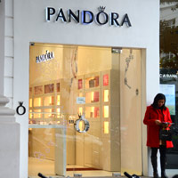 Hanoi shopping guide, Pandora for accessories