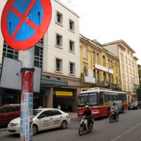 Hanoi guide, Trang Tien Street is fast changing