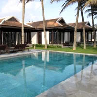 Vietnam beach resorts, Nam Hai Pool Villas