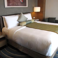 Best Saigon business hotels, the InterContinental Asiana is modern and chic