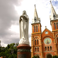 Saigon fun guide, Notre Dame Cathedral