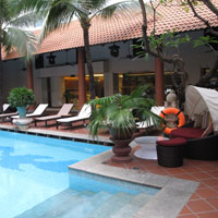 Saigon Airport hotels, Parkroyal