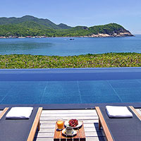 Stylish Amanoi is a class act - breezy pool views