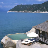 Vietnam luxury resorts, Six Senses Ninh Van Bay, Nha Trang