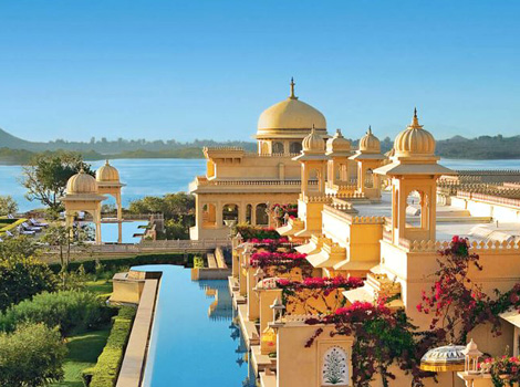 The Oberoi Udaivilas, Udhaipur