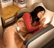 Widest business class seats, Emirates