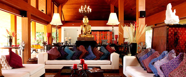 Baan Wanora, for luxury boutique Samui holidays