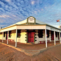 Outback fun guide to Australian adventure, Birdsville Hotel