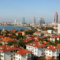 Qingdao fun guide, German architecture