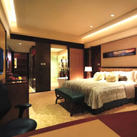 ShangriLa is a retreat for business travellers