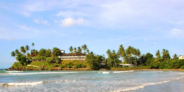 Sri Lanka Resorts Review From Beaches To Hilly Tea Estates Closenberg Hotel Overlooks The Sea