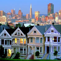 Views over the city, why you'll leave your heart in San Francisco