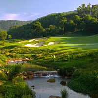 Golfing in China your best bet is Mission Hills Shenzhen