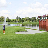 Best Asian golf courses, Thai Country Club, Bangkok