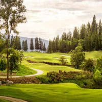 Best Thailand golf courses - Toscana Valley in Khao Yai