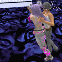 Second Life, dancing tips
