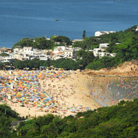 Hong Kong beaches, Shek O