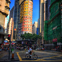 Hong Kong bargain shopping guide, Wanchai's new colours