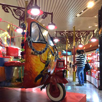 Bangalore International Airport offers cheerful shopping and duty-free