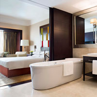 Bangalore business hotels, JW Marriott Executive Suite