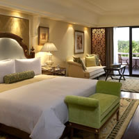 Leela Palace is a luxury Bangalore business hotels choice