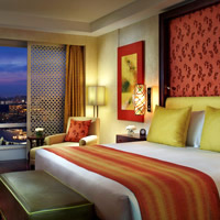Bangalore business hotels, Ritz-Carlton Club Deluxe