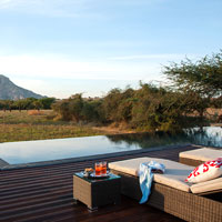 Luxury tent hotels in Rajasthan, Jawai
