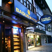 Bali shopping, Kuta bargains and kock-off watches, Bagus Watch company