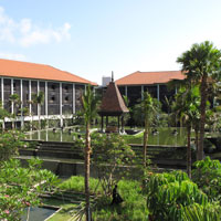 Fairmont Sanur offers spa treatments