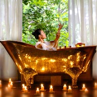 Bali spa resorts review, Kupu Kupu Barong Ubud