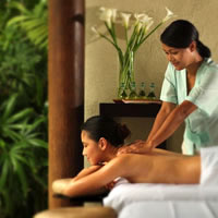 Bali spas, Samaya Seminyak massage treatment