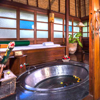 Hotel Tugu is a great spa escape