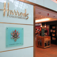 Harrods at KL Airport