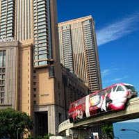 Berjaya Times Square mall is easy by monorail