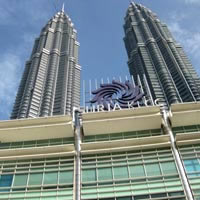 Best KL shopping malls for women - Suria KLCC