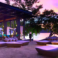 Langkawi fun guide, The Andaman's beach bar
