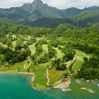Best Malaysia golf courses, Datai Bay Els Club, Langkawi
