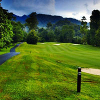 Best golfing in Langkawi, Datai Bay Els Club