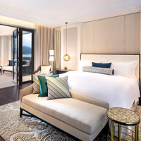 Langkawi luxury resorts review, St Regis Andman Suite
