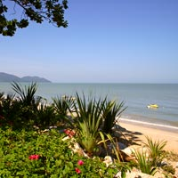 Penang fun guide, Batu Ferringhi Beach