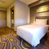 Penang hip hotels for business, GLOW by Zinc