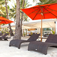 Boracay resorts review, District is a contemporary hotel