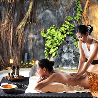 Cebu spa resorts and hotels, Plantation Bay offers upscale wellness treatments and massage